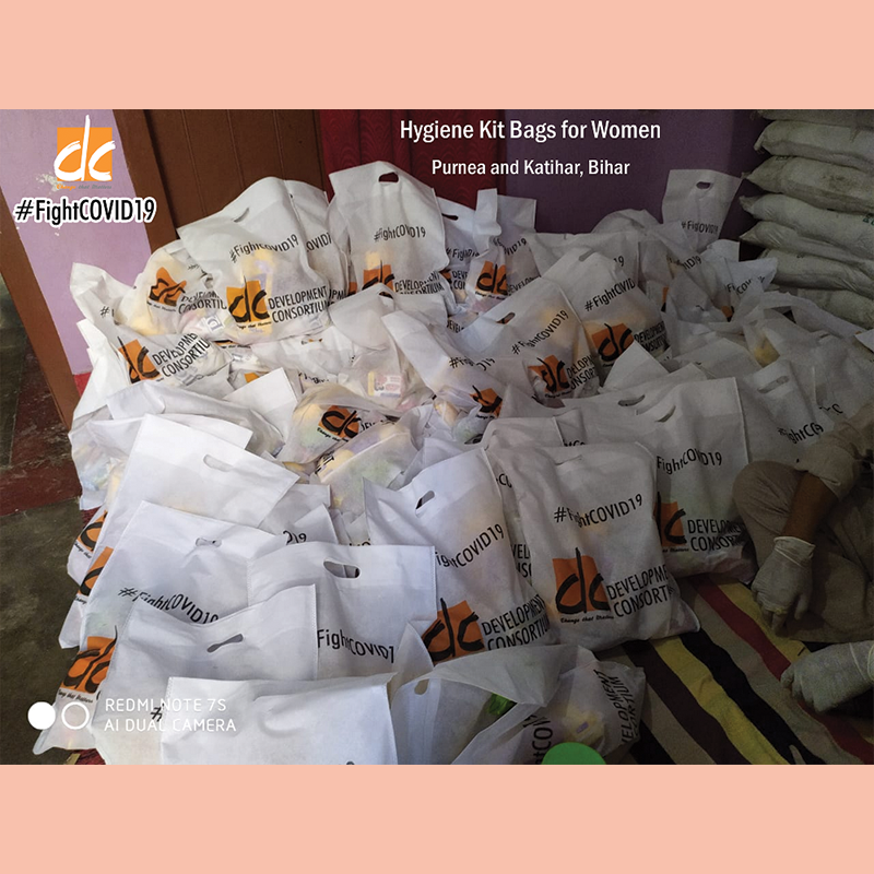 DC_COVID19 Relief_Purnea bags_May 2020
